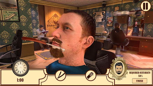 Barber Shop Hair Cut Salon screenshot 3