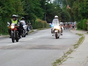 Photo: ... er det et motorcykelløb eller et cykelløb?