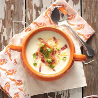 Perfect Potato Soup.