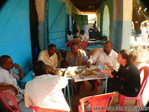 Photo: Oběd v místní restauraci / Lunch in local restaurant