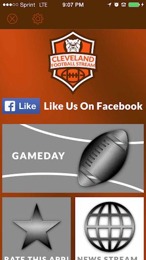 Cleveland Football STREAM