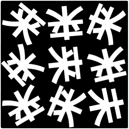 漢字間違い探し 脳トレ&お勉強 意味・読み解説機能有り 休閒 LOGO-玩APPs