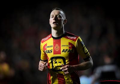 """Rob Schoofs bezorgde KV Mechelen ei zo na het verlossende doelpunt: """"Alleen belangrijk als Anderlecht niet wint"""""""