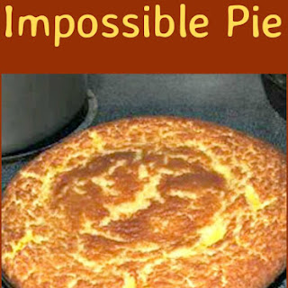 Impossible Pie.