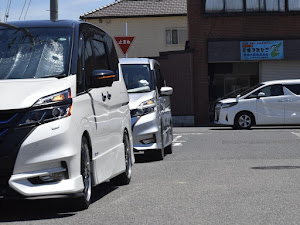 セレナ C27 ハイウェイスター  H30のカスタム事例画像 R☆F 雄輝さんの2020年08月12日15:16の投稿