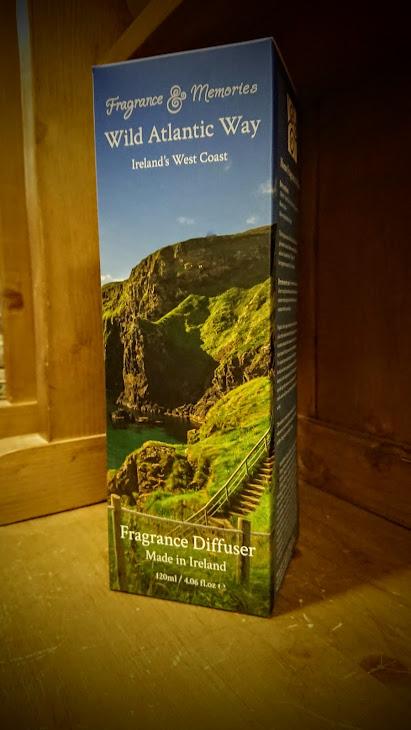 Fragrance and Memories - Fragrance Diffuser - Wild Atlantic Way - Celtic Croft