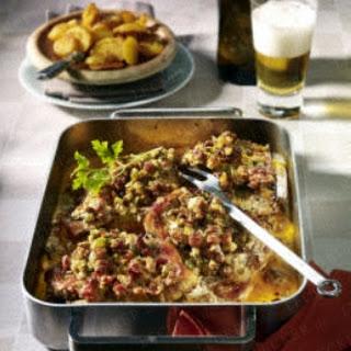 Ground Beef Stuffed Pork Chops Recipes.