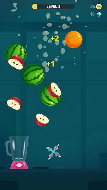 Fruit Master Android App Screenshot