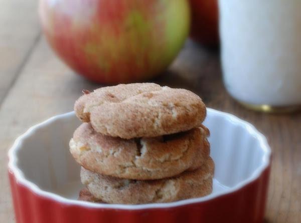 Apple Pie Snickerdoodles Recipe