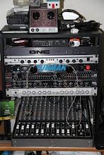 Photo: Audio Rack