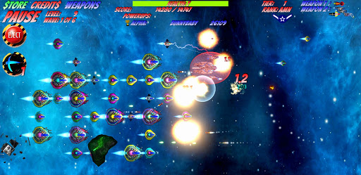 Space D-Fense - Space Invaders Arcade Shooter 5.91 screenshots 2