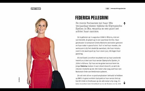 Sport/Voetbalmagazine HD screenshot 4