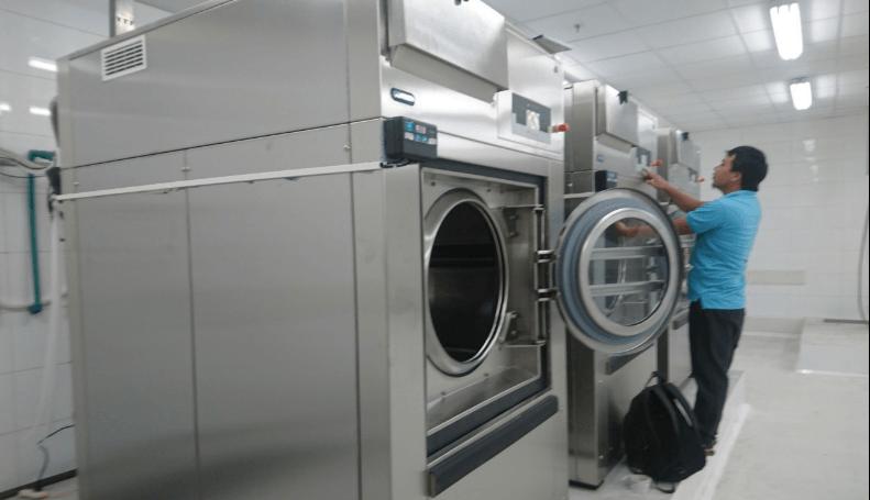 Mua máy giặt công nghiệp ở đâu nhiều mẫu mã?