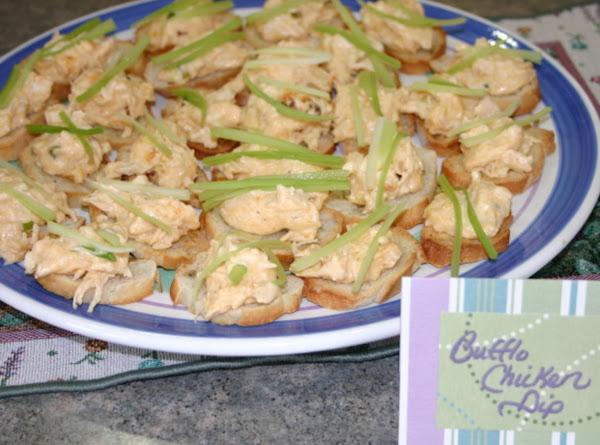 Wendy's Buffalo Chicken Dip Recipe