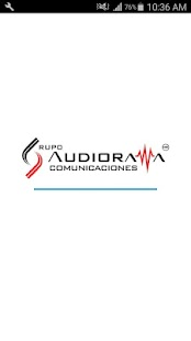 Audiorama Comunicaciones- screenshot thumbnail