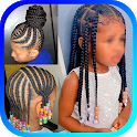 Hairstyle for African Kids icon