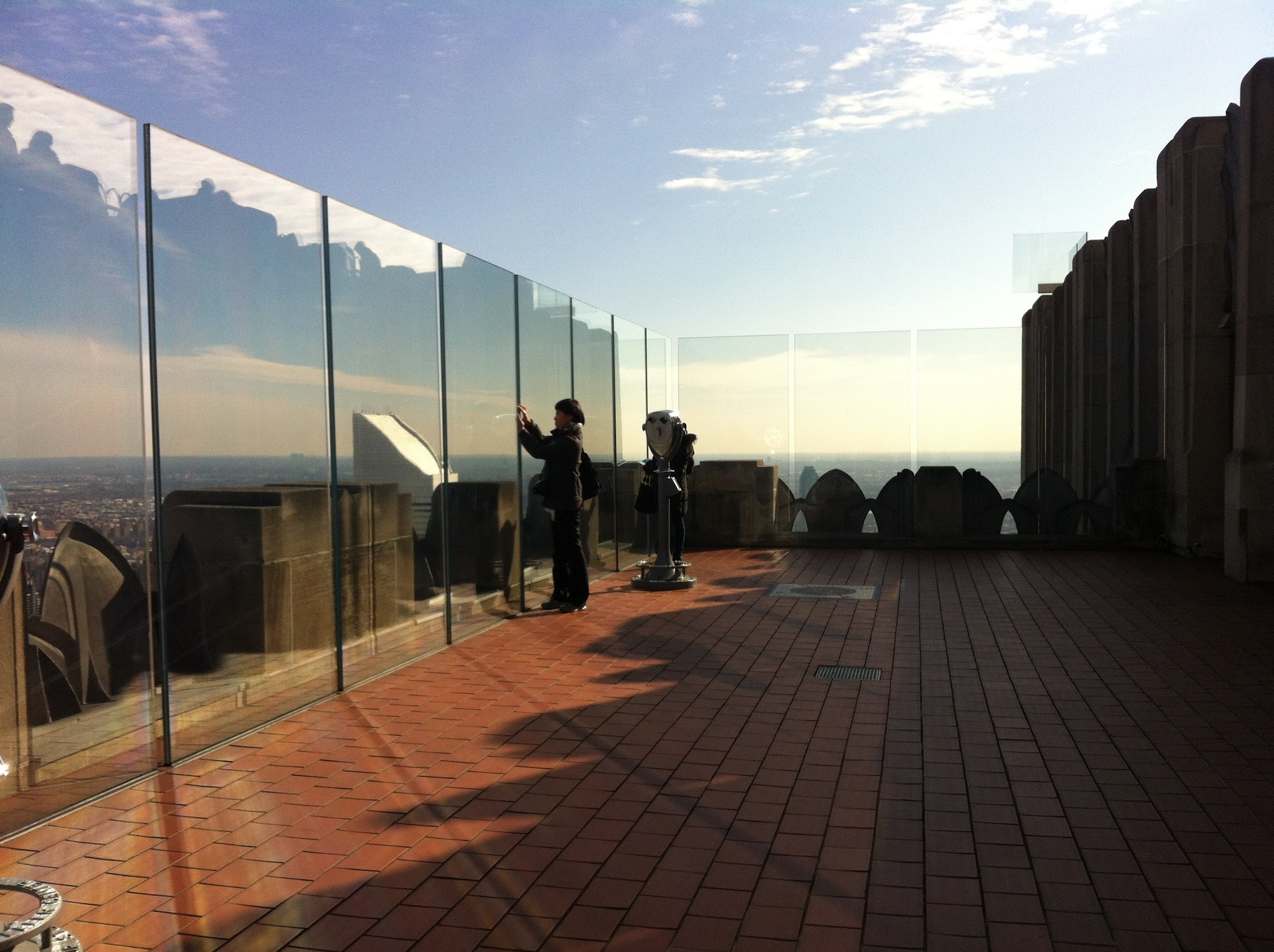Photo: Top of the Rock