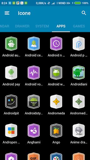 Elyan Icon Pack screenshot 2