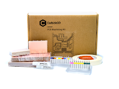 Carbide 3D PCB Machining Kit