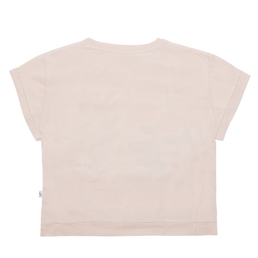 Thumbnail images of Stella McCartney Pink Leaf T-shirt