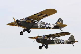 Photo: Piper J-3C Cub