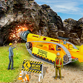 Offroad Tunnel Construction Simulator