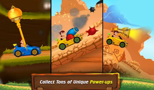 Chhota Bheem Speed Racing Screenshot