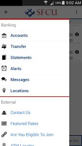 UPenn SFCU Mobile Banking screenshot 3