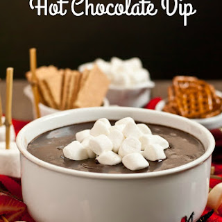 Hot Chocolate Dip