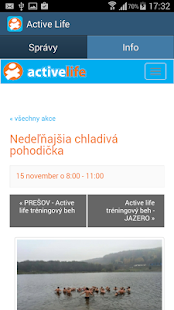 Active Life- screenshot thumbnail