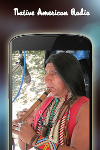 Native American Music Radio - náhled
