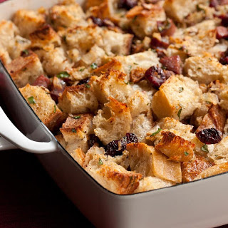 Cranberry and Sausage Stuffing