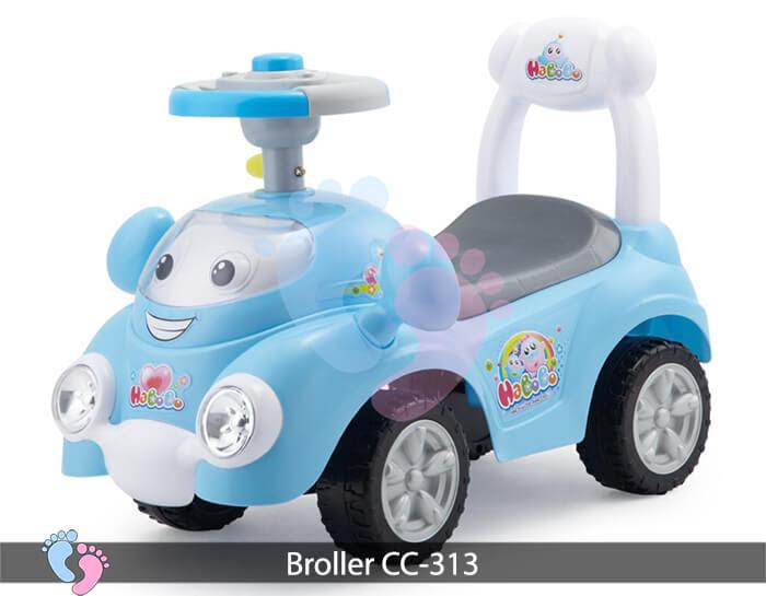 Xe chòi chân oto Broller CC 313 7