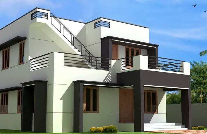 pilar rumah minimalis