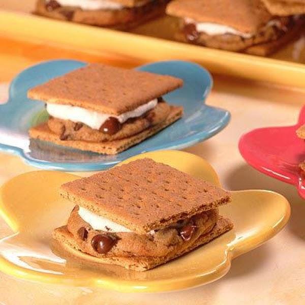Cookie S'mores Recipe