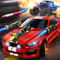 Gang Riot: Car Shooting Game - Thrones of Revenge icon