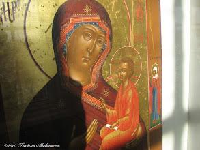 Photo: Тихвинская икона  Пресвятой Богородицы. 19 в. Новгород