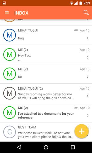 Gest - Email Alternative