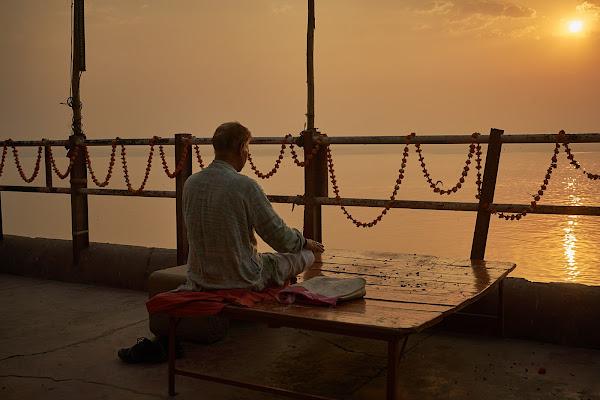 Alba sul Gange di marco_croci