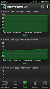 Battery Booster Lite Screenshot