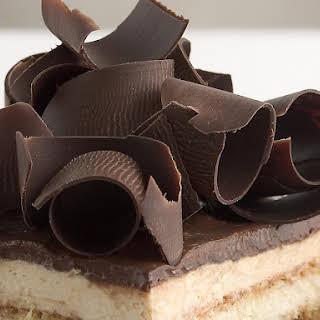 Chocolate Tiramisu.