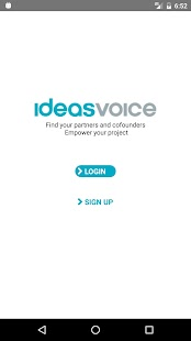 IdeasVoice- screenshot thumbnail