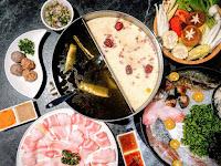 蓹青重慶麻辣鍋物