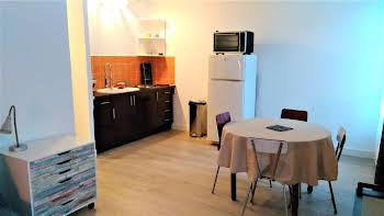 Appartement meublé 2 pièces 40,08 m2
