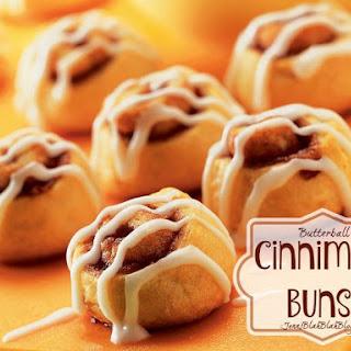 YUMMY Cinnimini Buns.