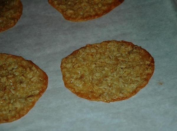 Oatmeal Lace Cookies (flourless) Recipe