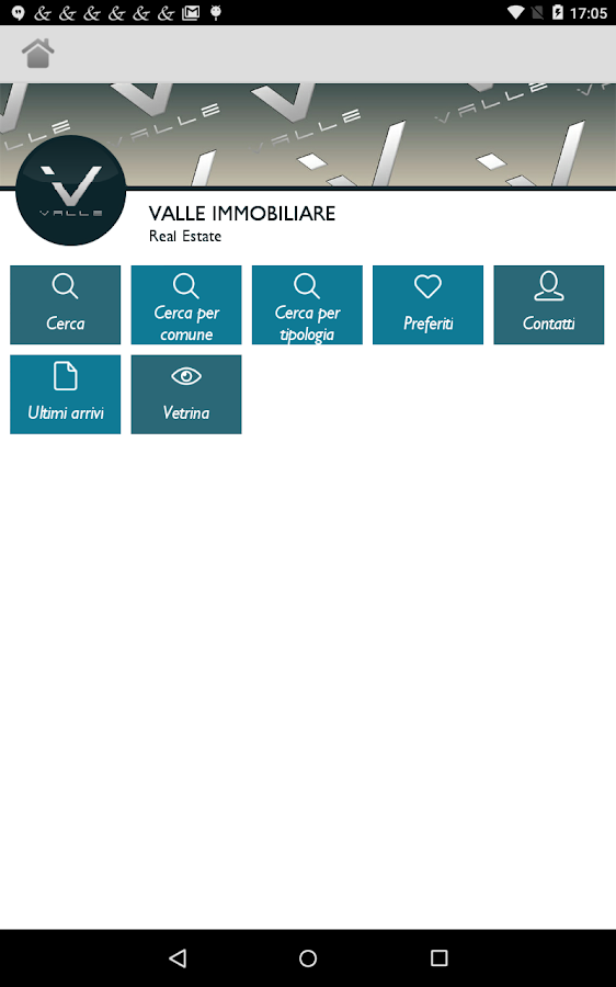 Valle Immobiliare Real Estate- screenshot