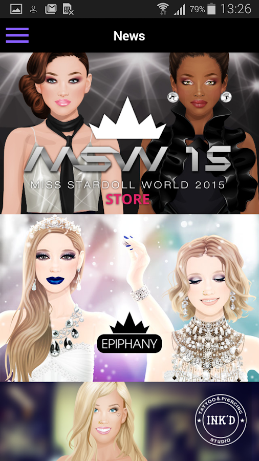 Stardoll Access- screenshot
