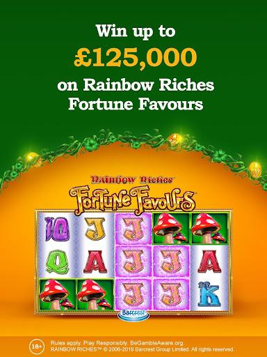 Rainbow Riches Casino: Slots, Roulette & Casino 11.15.2 screenshots 2