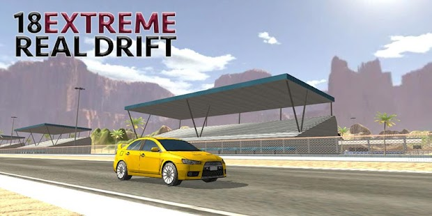Extreme Drift X Racing Simulator - náhled